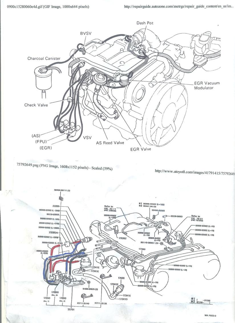 Incredible Toyota 22Re Engine Diagrams Coolant Basic Electronics Wiring Diagram Wiring Cloud Staixaidewilluminateatxorg