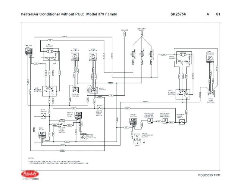 Peterbilt Ac Wiring Diagram - 01 Club Car Wiring Diagram for Wiring Diagram  Schematics | 99 Peterbilt Air Conditioner Wiring Diagram |  | Wiring Diagram Schematics