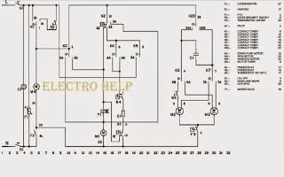 Oe 2122 Washing Machine Wiring Schematic