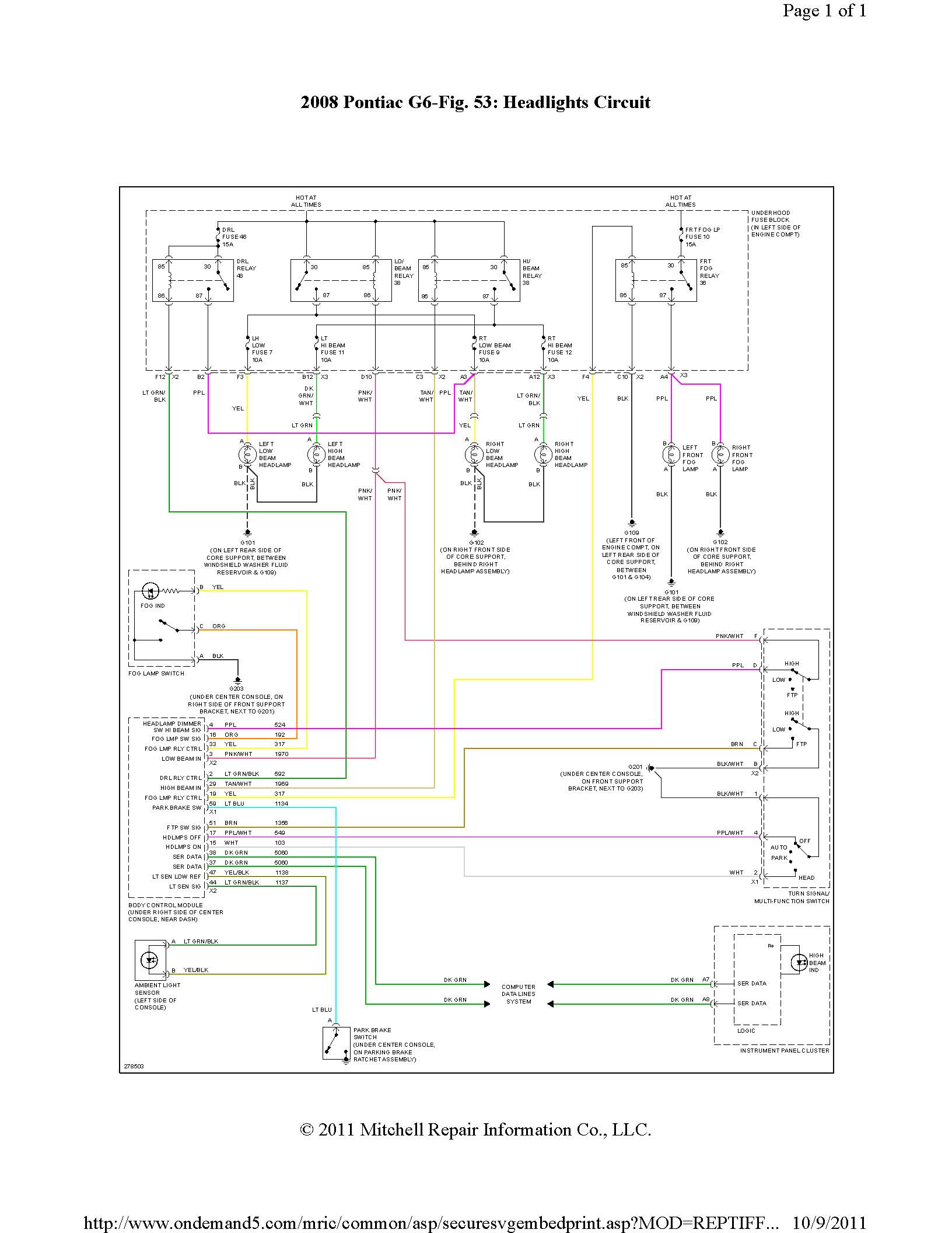 Groovy Basic Headlight Wiring Diagram Wiring Library Wiring Cloud Mousmenurrecoveryedborg