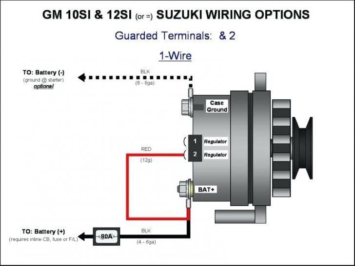 Toyota 4 Wire Alternator Wiring Diagram Yl 2515 Toyota Alternator Pigtail Free Diagram