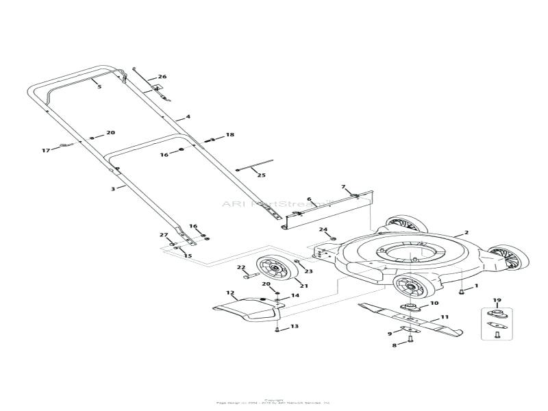 bv5233 ranch king lawn tractor wiring diagram download diagram