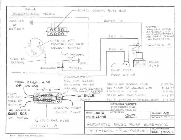 Attwood Sahara S500 Wiring Diagram