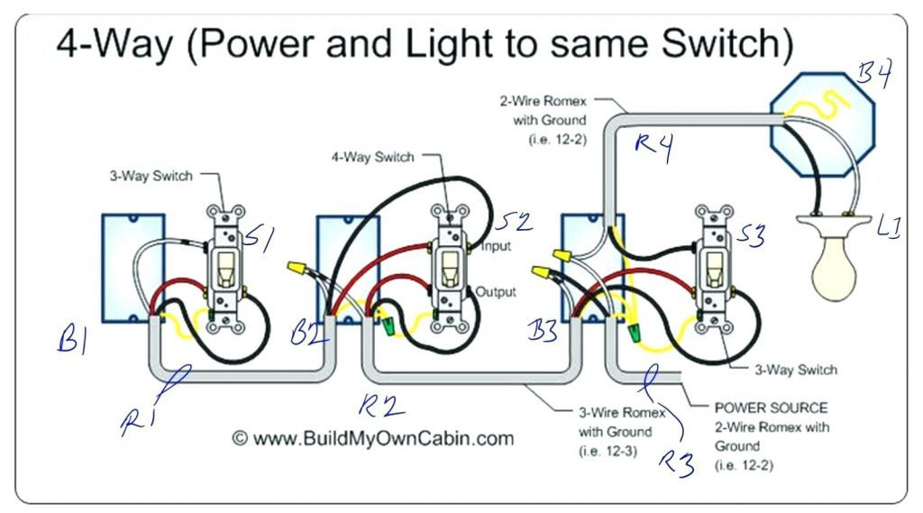 Diagram Diagram Wiring Diagram For Motion Activated Light Full