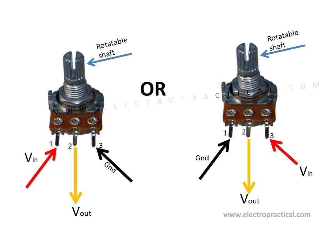Ac Fan To Potentiometer Wiring - Electrical Wire Diagram Room -  hazzardzz.tukune.jeanjaures37.fr   Potentiometer Wiring Diagram Fan      Wiring Diagram Resource