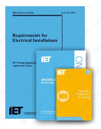Tremendous Iet Wiring Regulations 18Th Edition On Site Guide And Guidance Note 3 Wiring Cloud Licukosporaidewilluminateatxorg