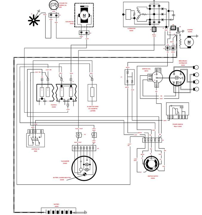 hitachi alternator wiring diagram - Wiring Diagram