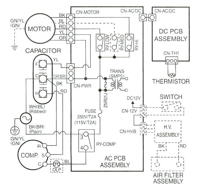 Prime Trane Ac Schematics Wiring Diagram Tutorial Wiring Cloud Waroletkolfr09Org