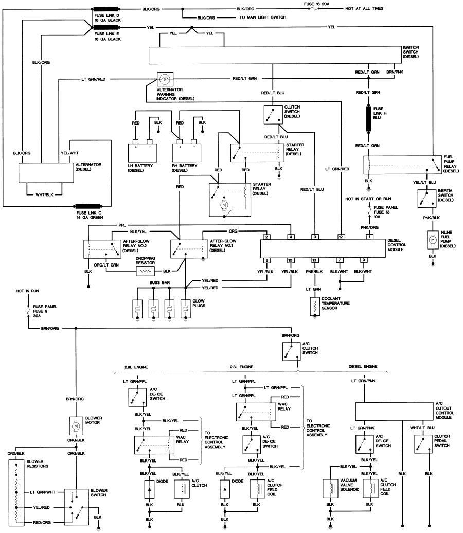 XE_4008] Wiring Diagram Bronco Wiring Diagram Ford Bronco Fuse Box Diagram  Wiring DiagramXortanet Salv Mohammedshrine Librar Wiring 101