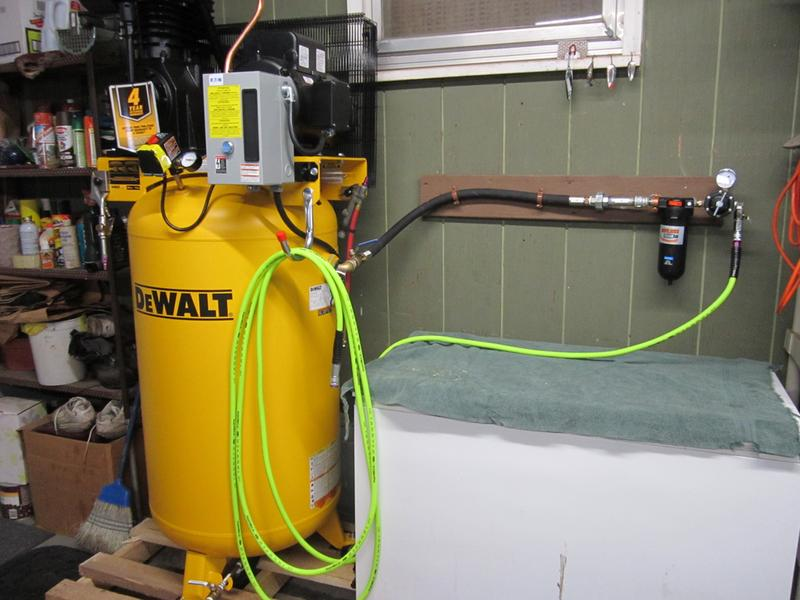 Husky 80 Gallon Air Compressor Wiring Diagram