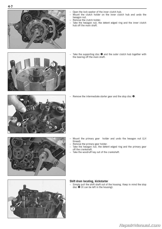 DY_4514] 2003 Ktm 125 Sx Wiring Diagram Schematic WiringNedly Benkeme Mohammedshrine Librar Wiring 101