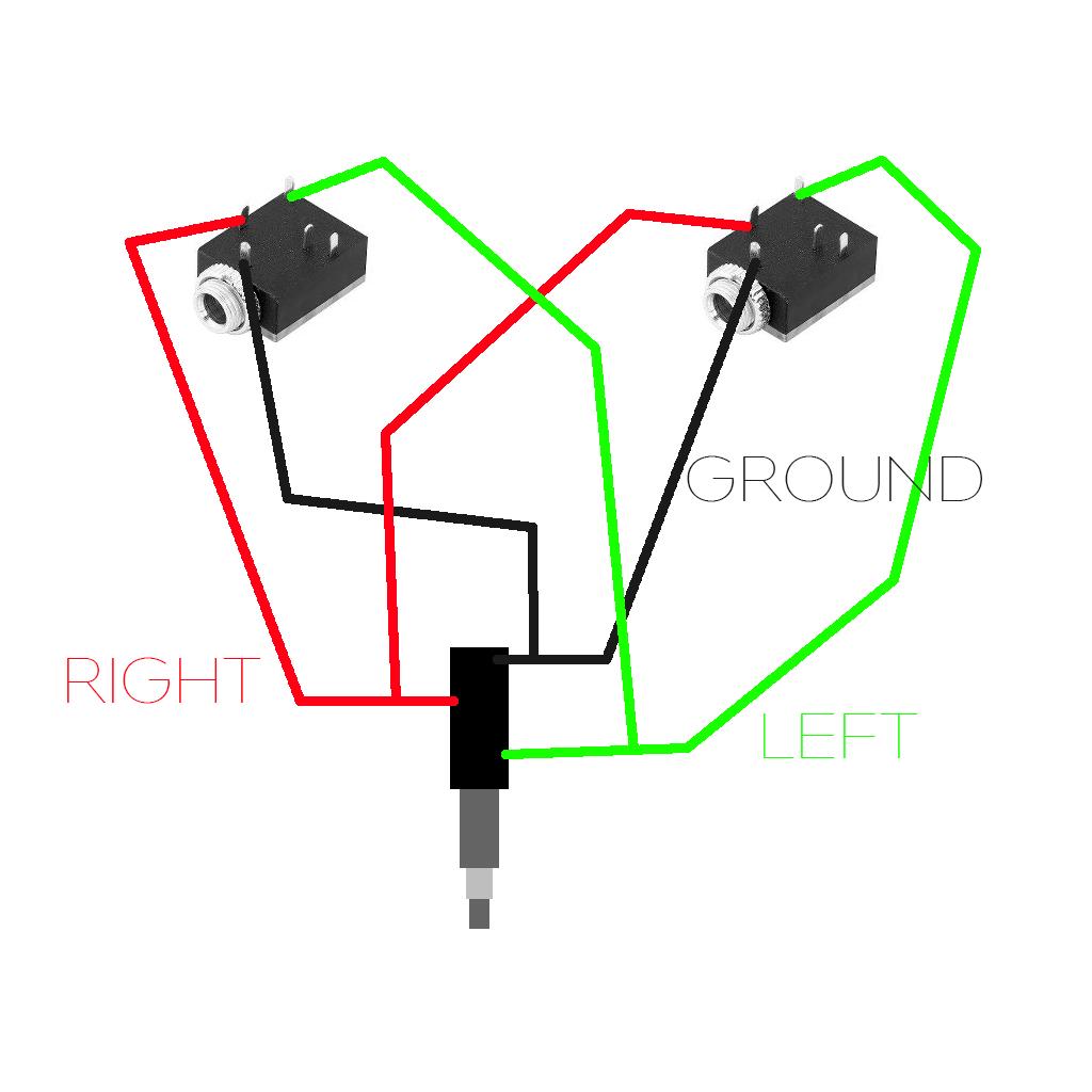 Female 3 5mm Wiring Diagram Tda2050 Amplifier Circuit Diagram For Wiring Diagram Schematics