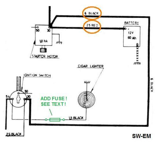 Lk 0530 Wiring Up A Cigarette Lighter Plug As Well As Cigarette Lighter Gt Wiring Diagram