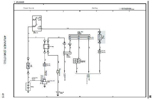 Toyota 22re Alternator Wiring Diagram - Wiring Diagram
