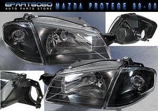 Incredible 99 00 Mazda Protege Lx Dx Es 4Pc Jdm Black Housing Wiring Cloud Intelaidewilluminateatxorg