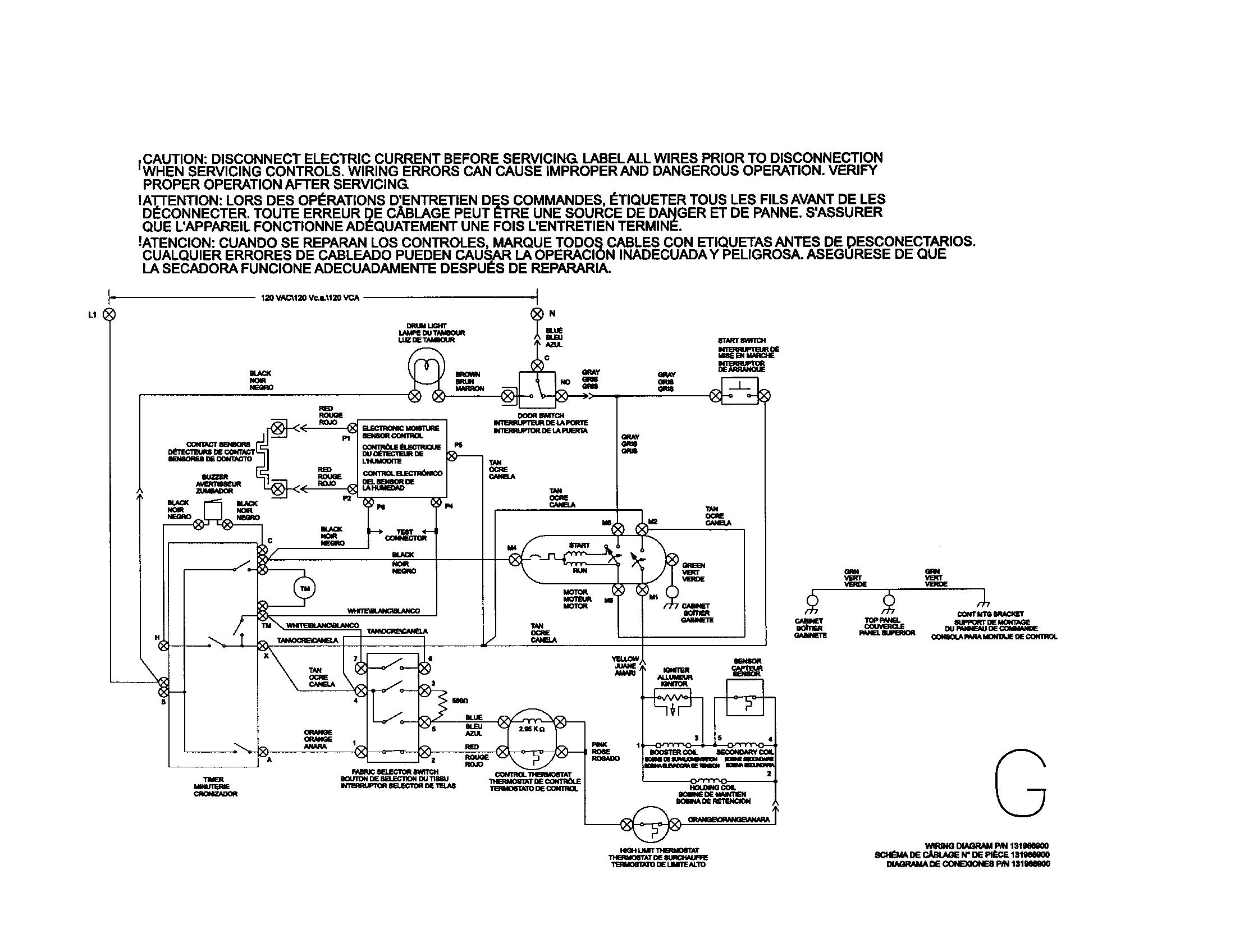 Wiring Diagram M460
