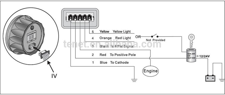 Wz 6237 Datcon Tachometer Wiring Diagram Get Free Image About Wiring Diagram Schematic Wiring