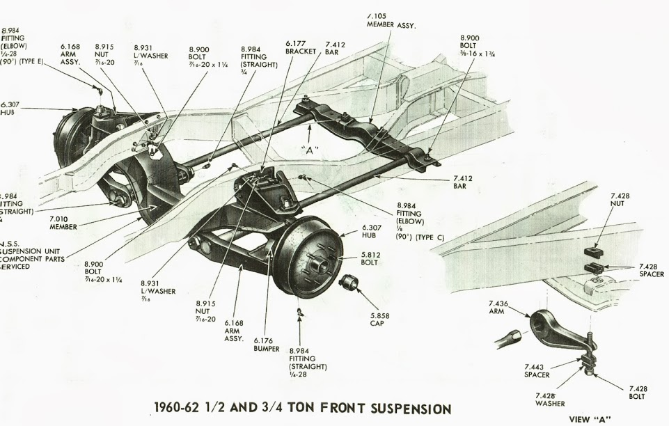 XT_0234 1997 Chevy Silverado Suspension Diagram Free Diagram
