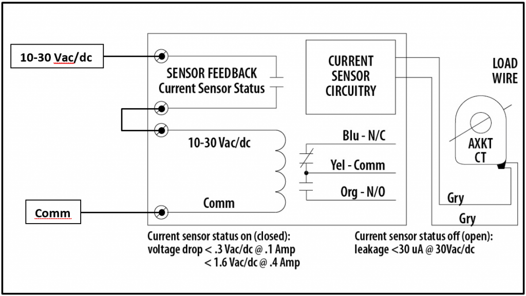 Xg 9314  Relay Output Normally Open Schematic Wiring