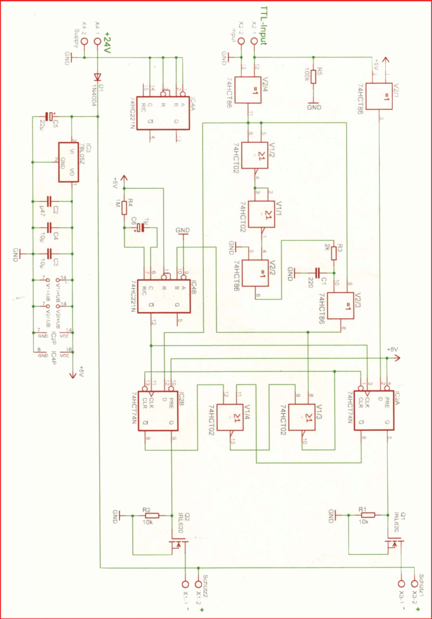 Pleasing Figure A 3 Relay Circuit Design For The Magnet Power Supply Wiring Cloud Staixaidewilluminateatxorg
