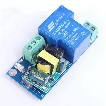 Admirable Ac 220V Wifi Relay Switch Module High Power Self Lock Mode Phone Wiring Cloud Genionhyedimohammedshrineorg