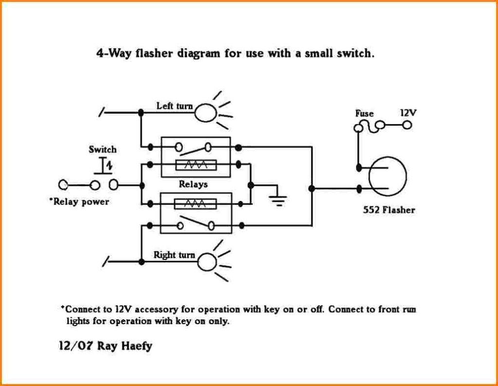 Tl 5778 Four Way Flasher Switch Wiring Diagram
