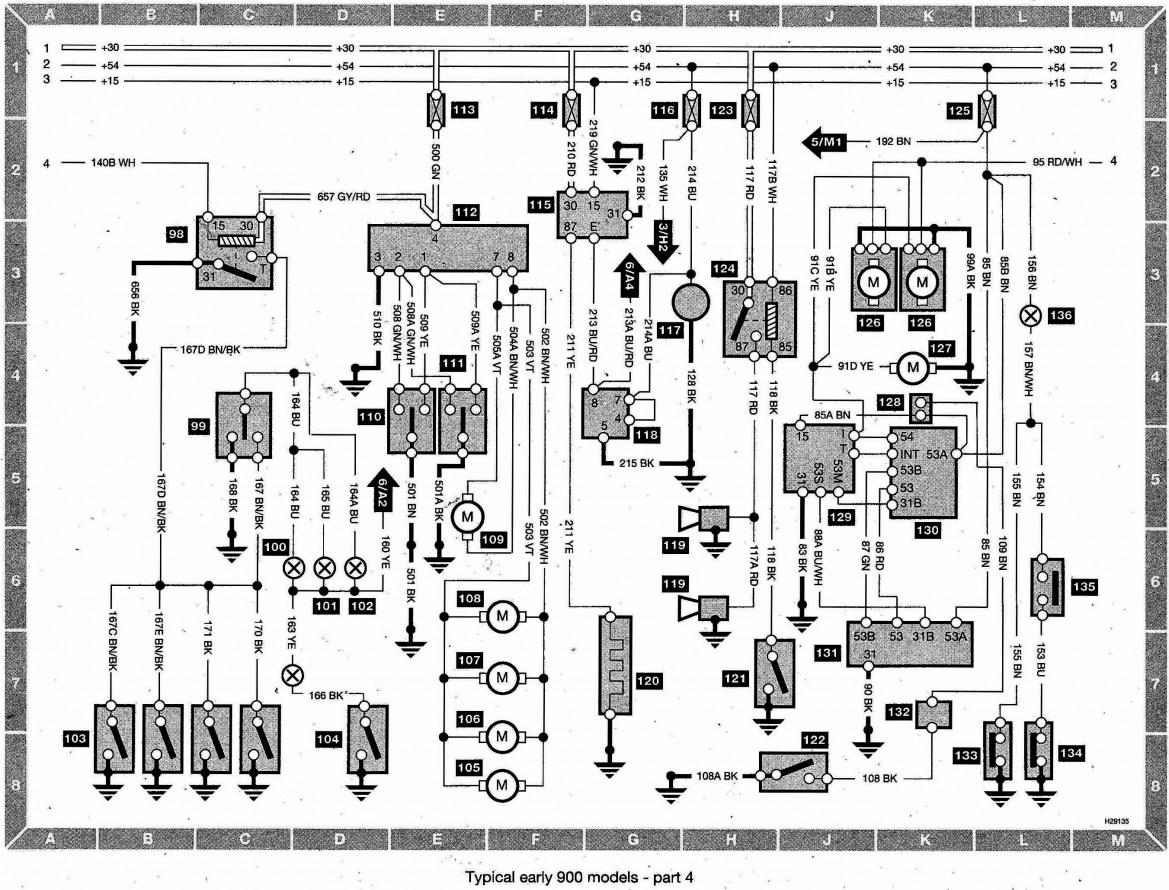 Cool Saab 900 Fuse Diagram Wiring Diagram Tutorial Wiring Cloud Ostrrenstrafr09Org