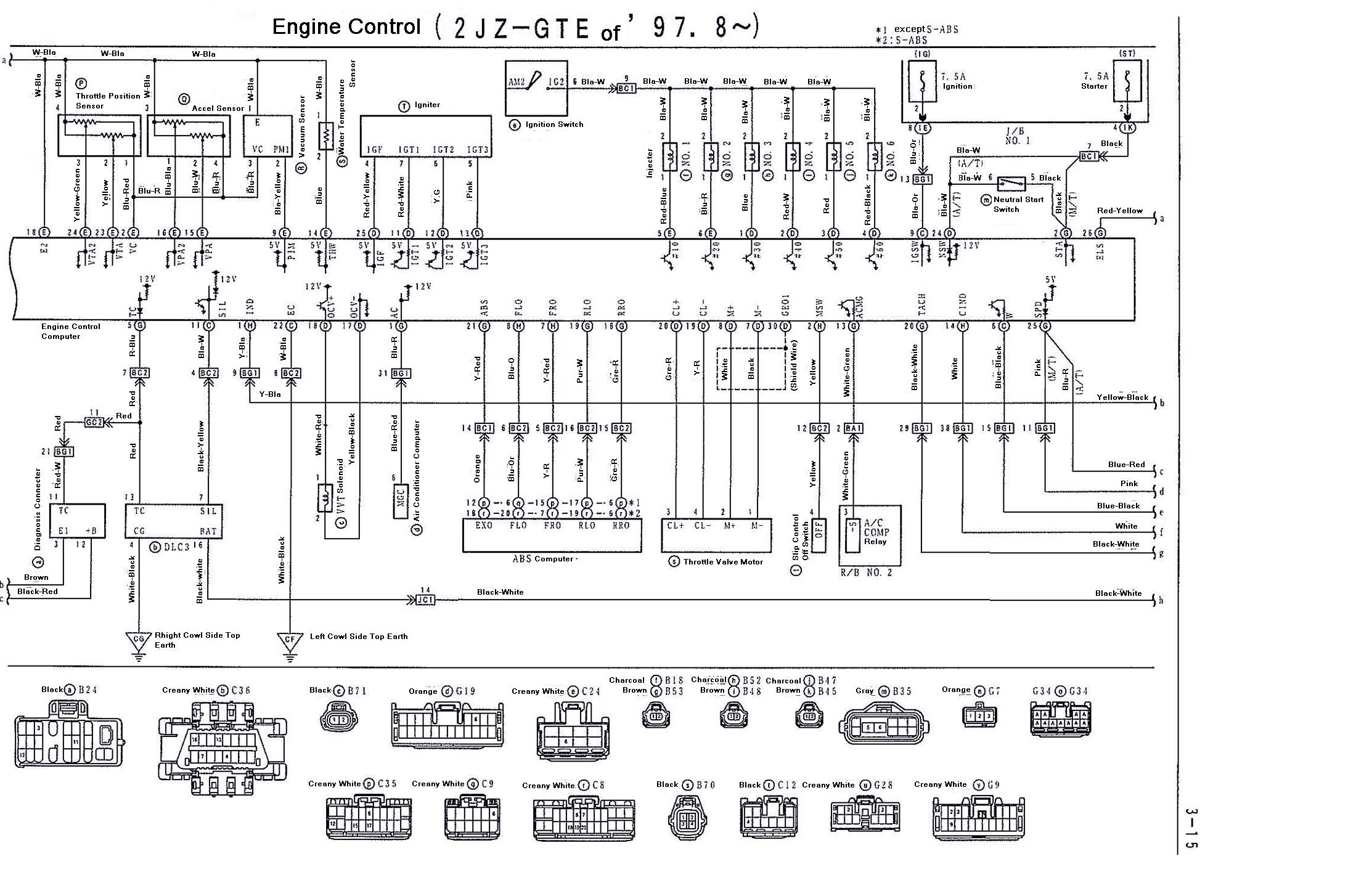 1994 Lexus Gs300 Wiring Diagrams Super Hei Msd Digital 6al Wiring Diagram Pump Yenpancane Jeanjaures37 Fr