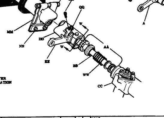 Nr 2763 1955 Chevy Steering Column Diagram Download Diagram