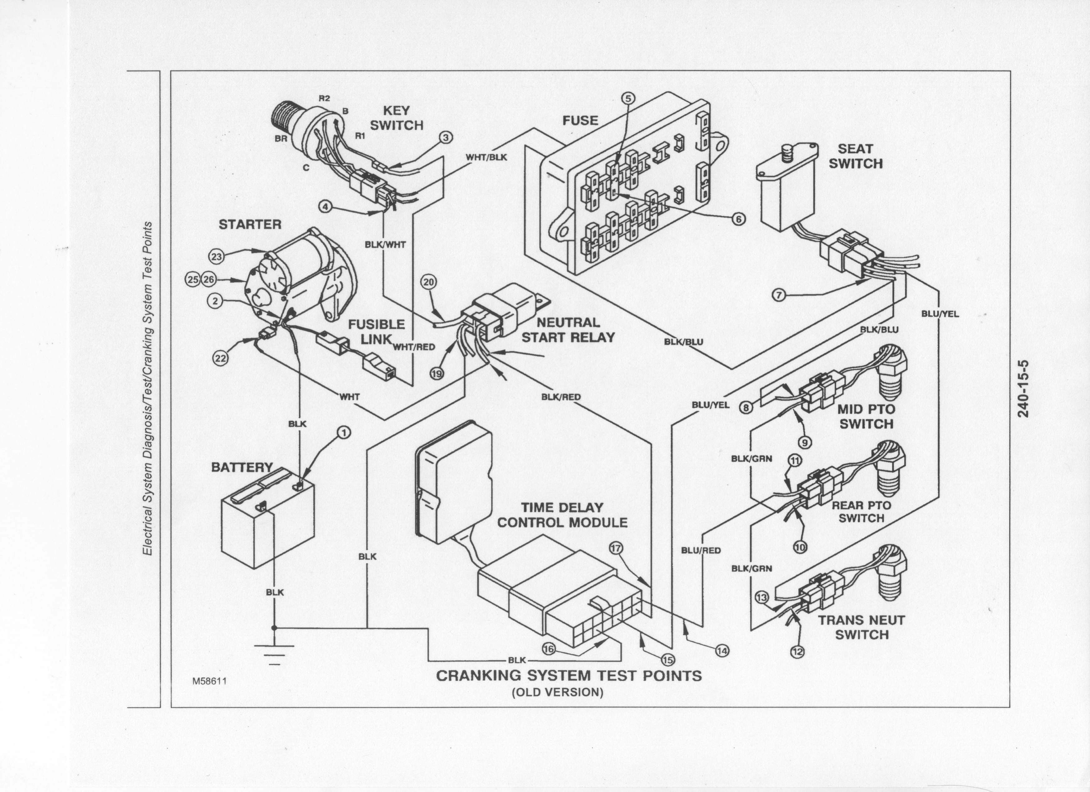 John Deer 2653 Wiring Diagram