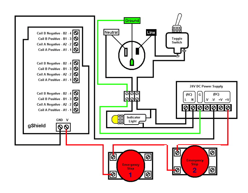 Superb Connecting E Stop To System Inventables Community Forum Wiring Cloud Ittabisraaidewilluminateatxorg