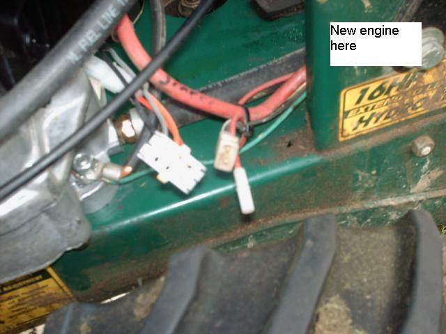Fine Wiring Problems For 18Hp Intek Briggs And Stratton Lawnsite Wiring Cloud Hemtegremohammedshrineorg