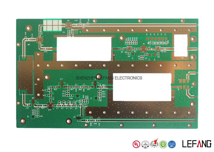 Marvelous Professional Rogers 2 0Mm 3 Oz Copper Pcb Immersion Gold Copper Wiring Cloud Rineaidewilluminateatxorg