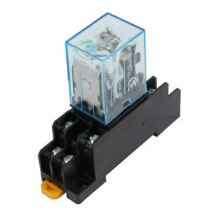 Remarkable Uxcell Iec255 Dc 12V Coil 8Pin Dpdt Electromagnetic Power Relay With Wiring Cloud Domeilariaidewilluminateatxorg