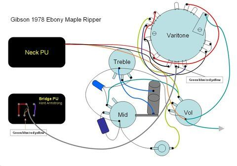 Cool Wiring Diagram For 1974 Gibson Ripper Old Shape Alder Boody See Wiring Cloud Xortanetembamohammedshrineorg