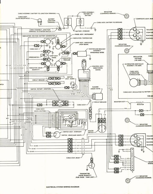 YE_4281 M151A2 Wiring Diagram Download Diagram