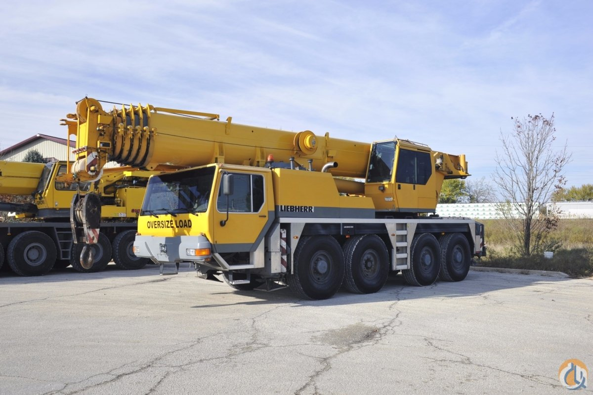 Amazing 2000 Liebherr Ltm1080 1 With Very Low Hours And Miles Crane For Wiring Cloud Ittabisraaidewilluminateatxorg