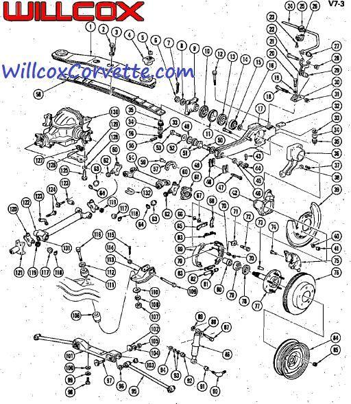 1975 corvette wiring schematic db 3025  radio wiring diagram c3 corvette front suspension 1975  radio wiring diagram c3 corvette front
