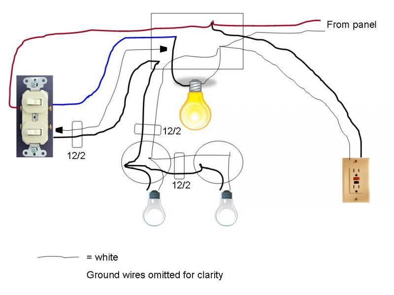 [SCHEMATICS_4ER]  EK_1612] Home Electrical Wiring For Bathrooms | Bathroom Schematic Wiring Diagram |  | Boapu Wigeg Mohammedshrine Librar Wiring 101