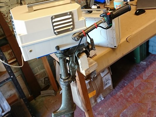 Awesome Build Your Own Electric Outboard Engine Practical Boat Owner Wiring Cloud Dulfrecoveryedborg