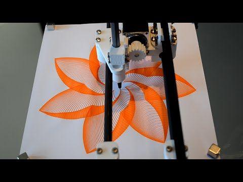 Enjoyable Braunsbot 1 0 A Homemade Xy Plotter Youtube Cnc Robots Wiring Cloud Biosomenaidewilluminateatxorg