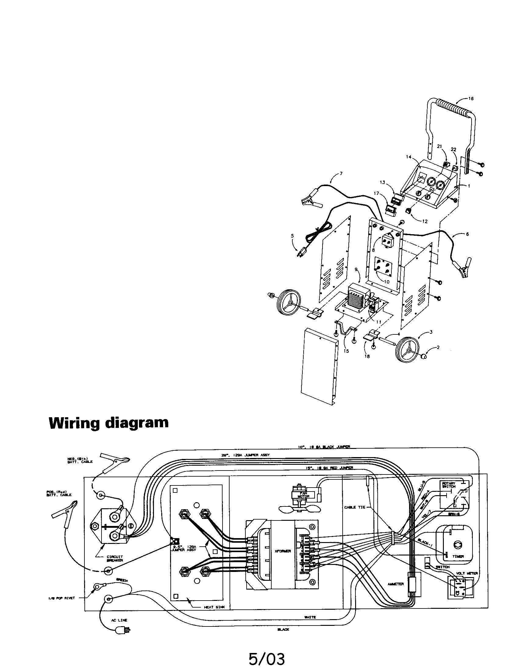 CK_8521] Hobart Battery Charger Wiring Diagram Schematic WiringRele Gresi Apom Waro Isop Benkeme Mohammedshrine Librar Wiring 101