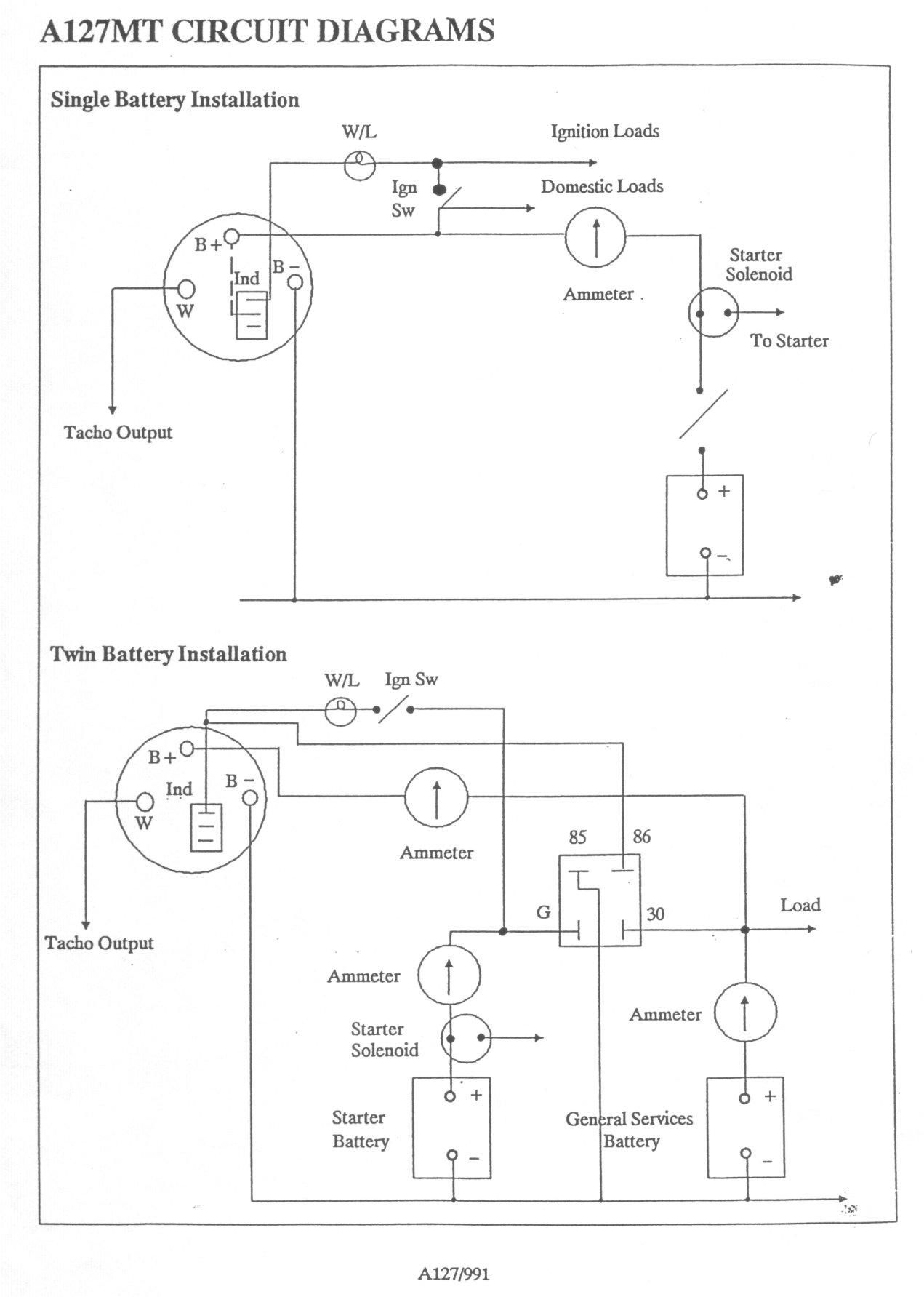 ON_3651] Acdelco Alternator Wiring Diagram Free Download Wiring DiagramBotse Eumqu Vira Mohammedshrine Librar Wiring 101