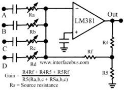 Phenomenal Audio Mixer Circuit Schematic Electrical Wiring Diagram Symbols Wiring Cloud Counpengheilarigresichrocarnosporgarnagrebsunhorelemohammedshrineorg