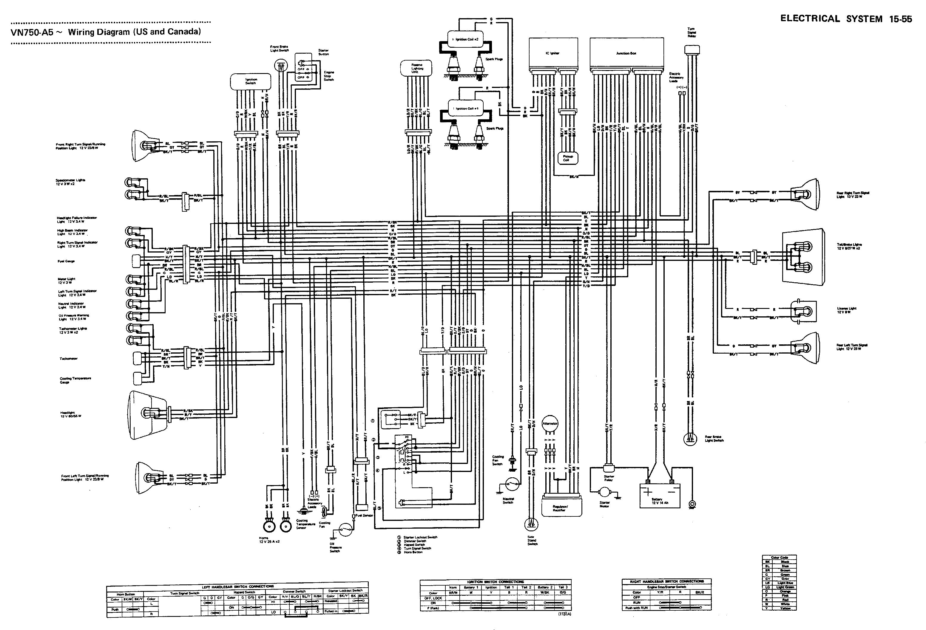 Dr 0808  Vulcan 750 Wiring Diagram Free Diagram