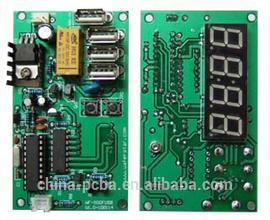 Brilliant Pcb Manufacturer For Bluetooth Weighing Scale Pcb Smt Printed Wiring Cloud Timewinrebemohammedshrineorg