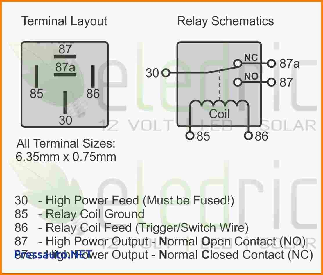 Lh 0907 Relay Circuit 5 Pin Free Diagram
