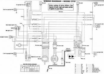 1972 Honda Ct70 Wiring Diagram House Wiring Switch Begeboy Wiring Diagram Source