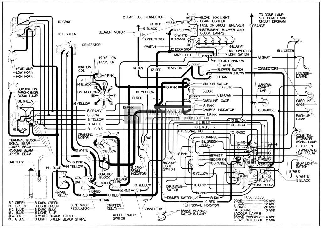 1956 corvette wiring diagram wd 4207  chassis wiring diagram schematic wiring  chassis wiring diagram schematic wiring