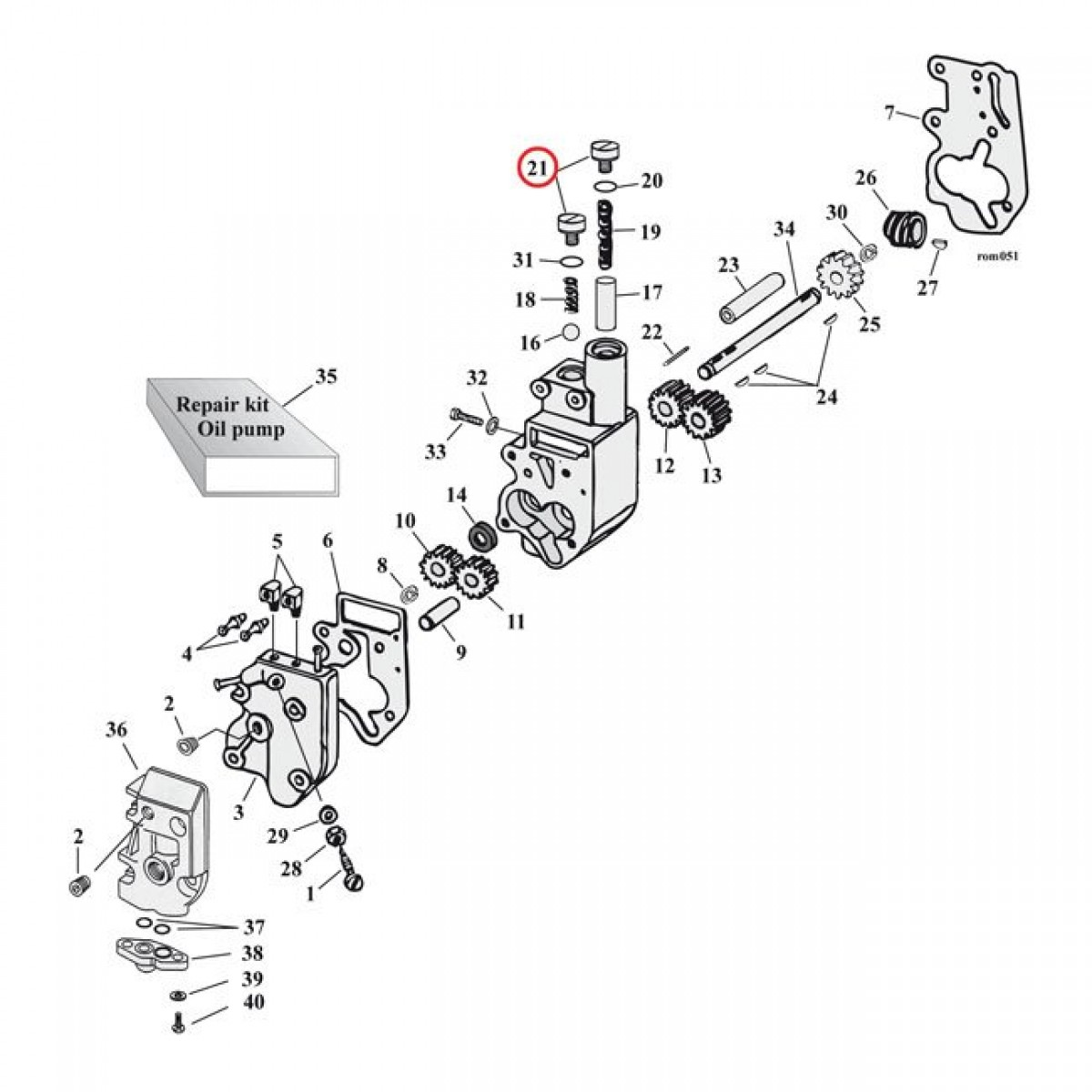 Tt 6098  Harley Davidson Oil Pump Diagram Wiring Diagram